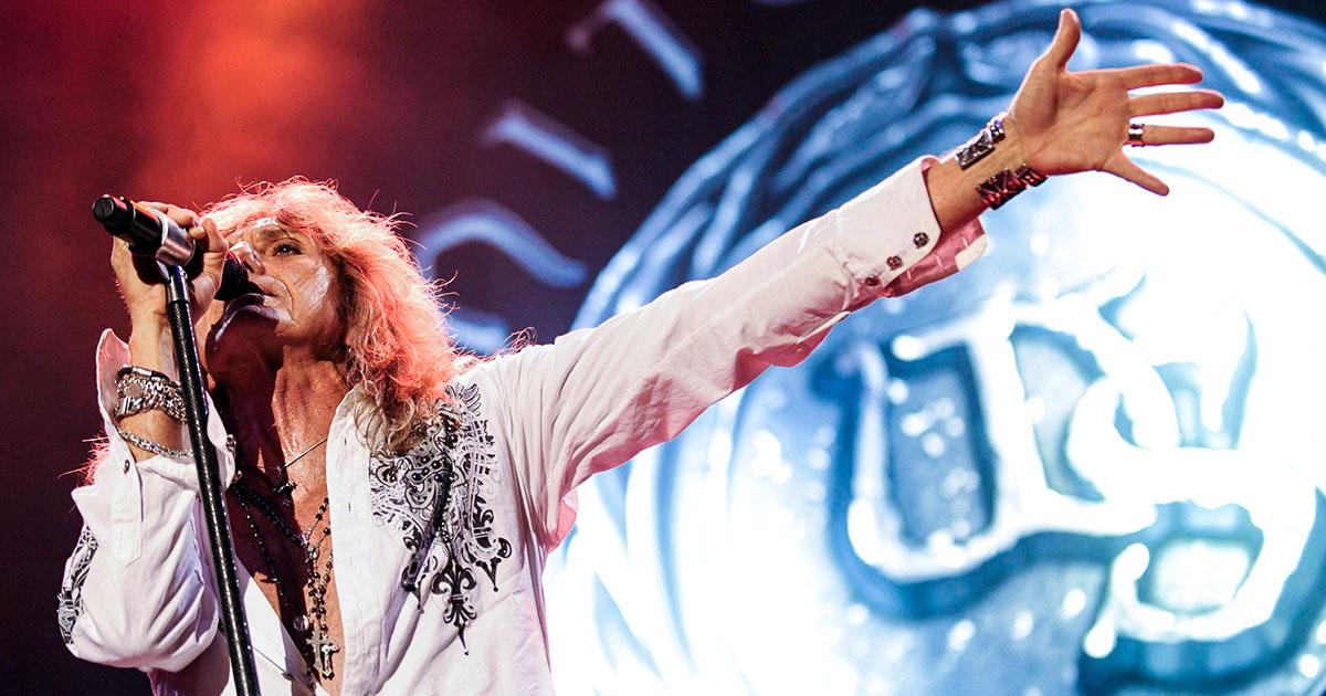 Happy Birthday, Whitesnake: 7 Fakten zum 70. von David Coverdale