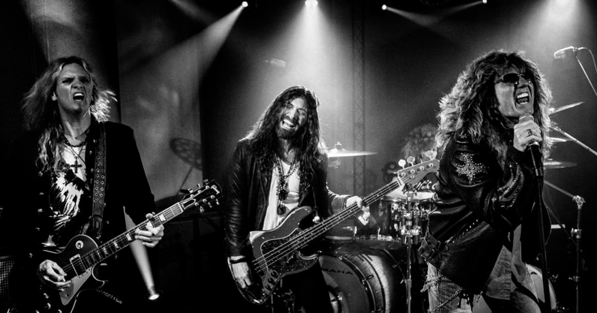 "Whitesnake: Snippet der neuen Single ""Shut Up & Kiss Me"""