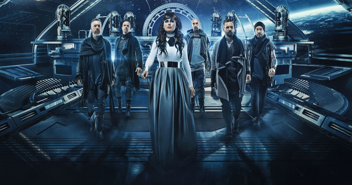 "Neueinsteiger: Within Temptation ft. Jacoby Shaddix - ""The Reckoning"""