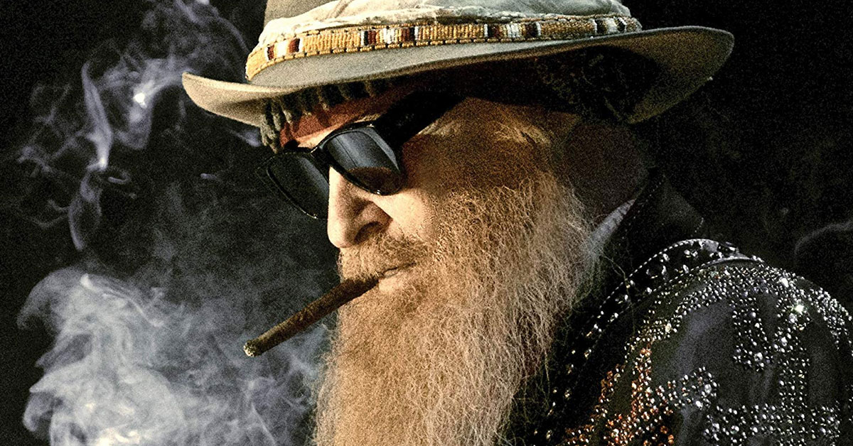 "Neueinsteiger: Billy F Gibbons - ""Rollin' and Tumblin'"""