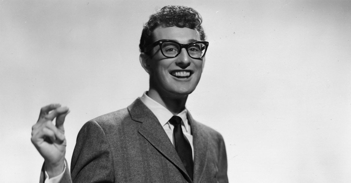 """Buddy Holly: Vor 61 Jahren """"starb die Musik"""""""