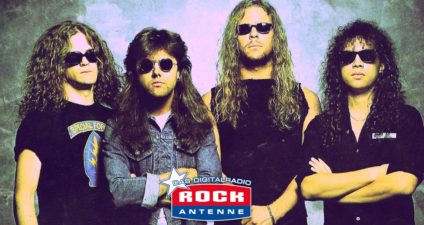 25 Jahre The Black Album: Metallicas legendäre Platte feiert Jubiläum