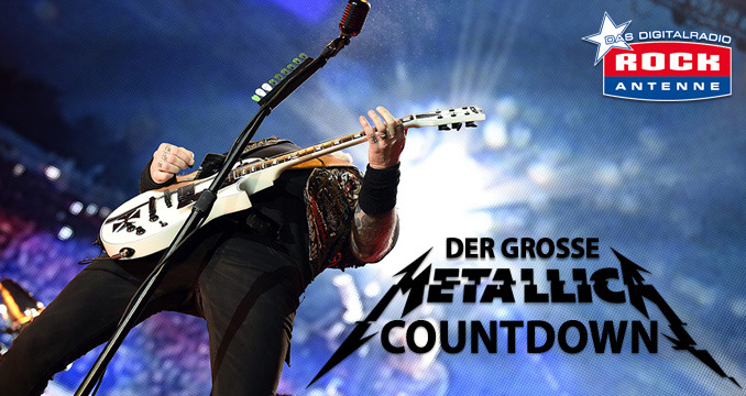 Das Metallica-Special auf ROCK ANTENNE!