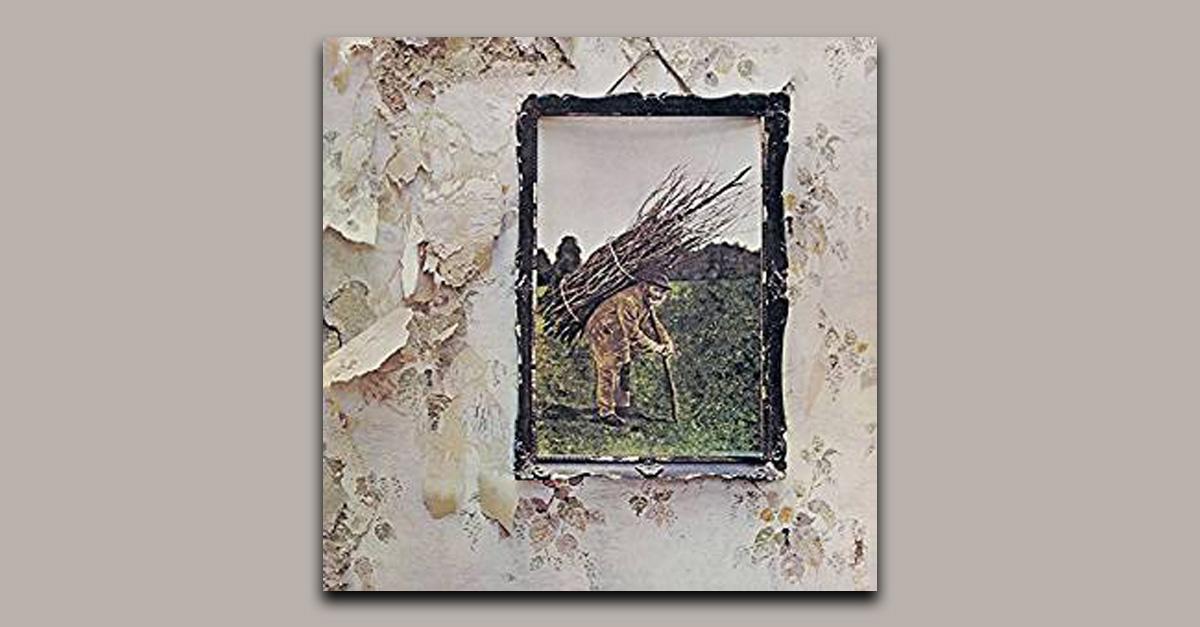 Led Zeppelin IV: 10 Fakten über die legendäre Platte