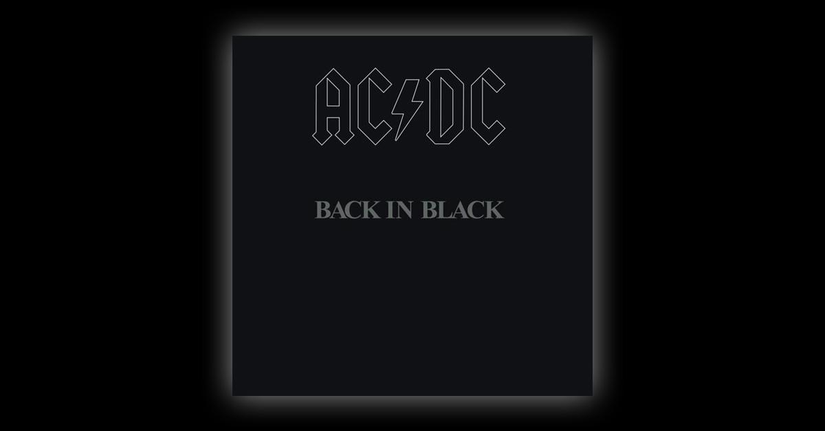 """""""Shake A Leg"""": 37 Jahre Back In Black von AC/DC!"""