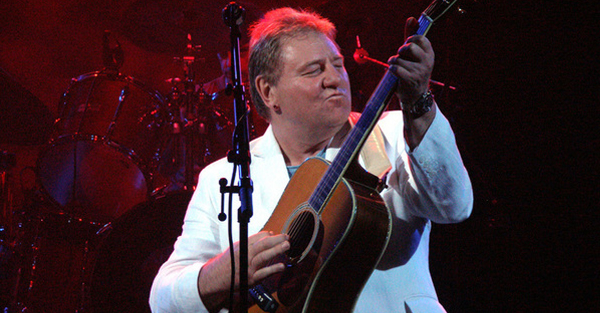 """Greg Lake: """"What A Lucky Man He Was"""""""