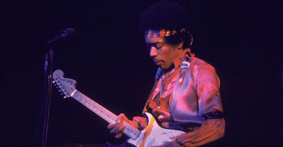 Happy Birthday Voodoo Chile - Wir feiern Jimi Hendrix