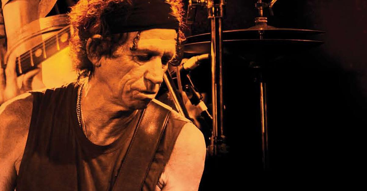 Keith Richards: Seine besten Sprüche und Geschichten
