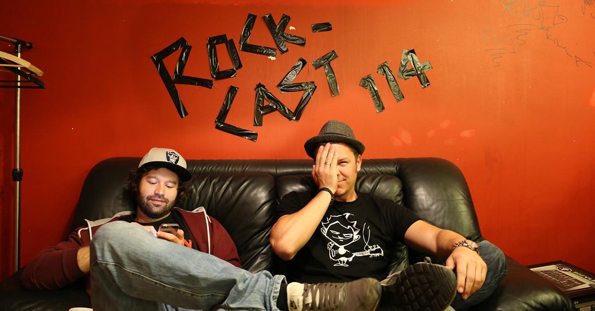 Rock-Cast 114: Der Tour-Podcast