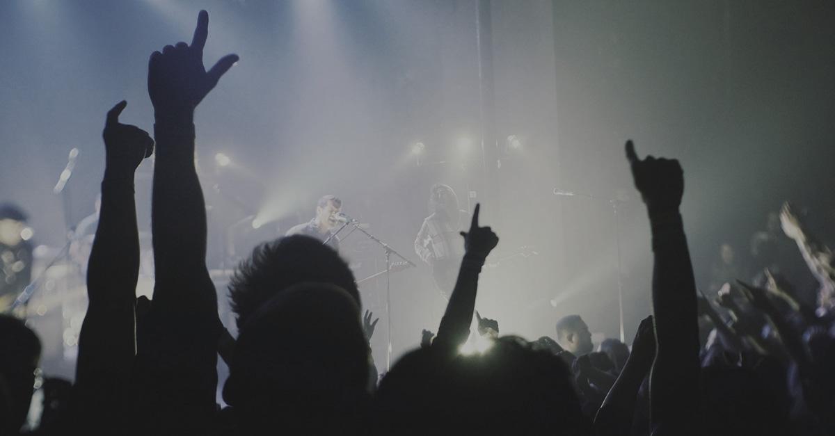 ROCK ANTENNE Samstags-Charts: Eure 10 größten Live-Rocker!