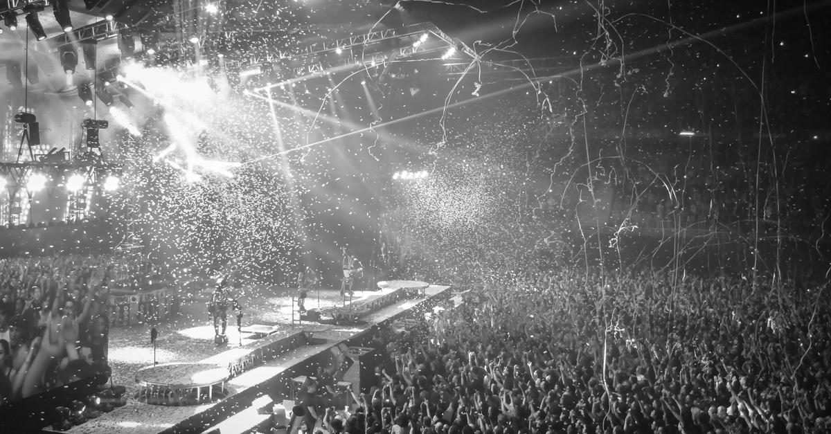 ROCK ANTENNE Samstags-Charts: Eure 10 größten Partykracher!