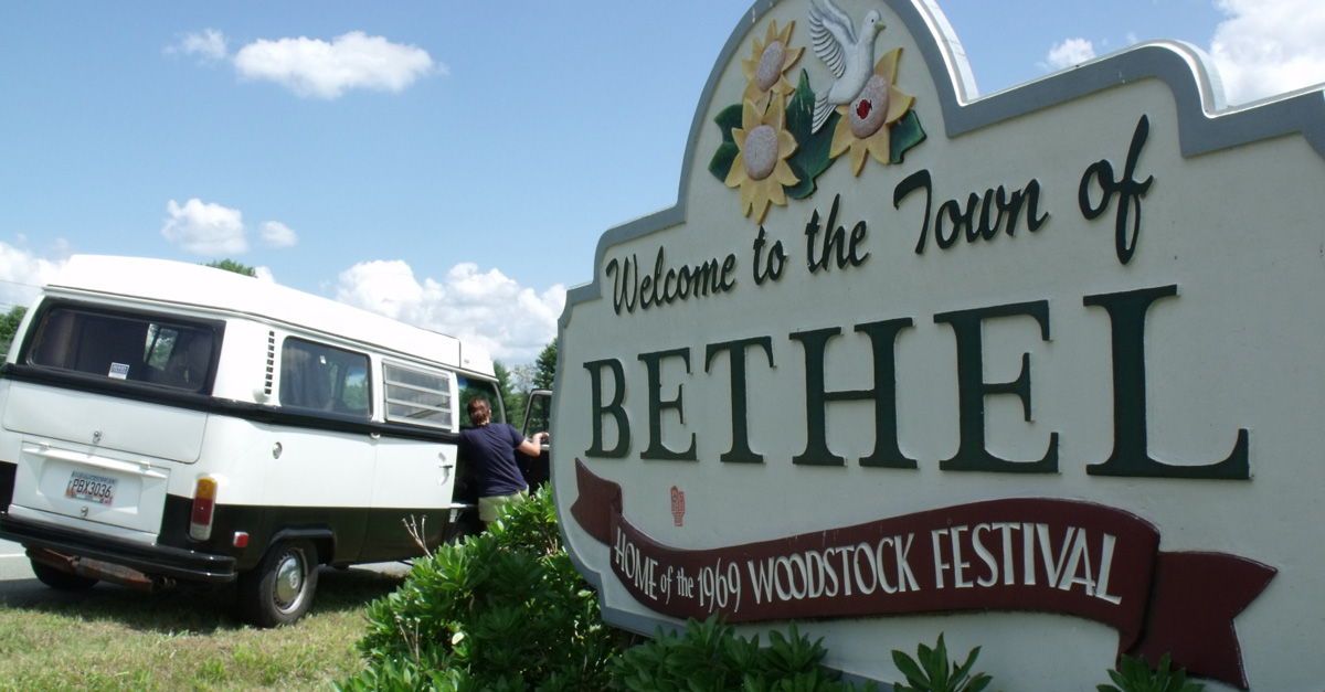 3 Days of Peace & Music: 10 Geschichten über Woodstock