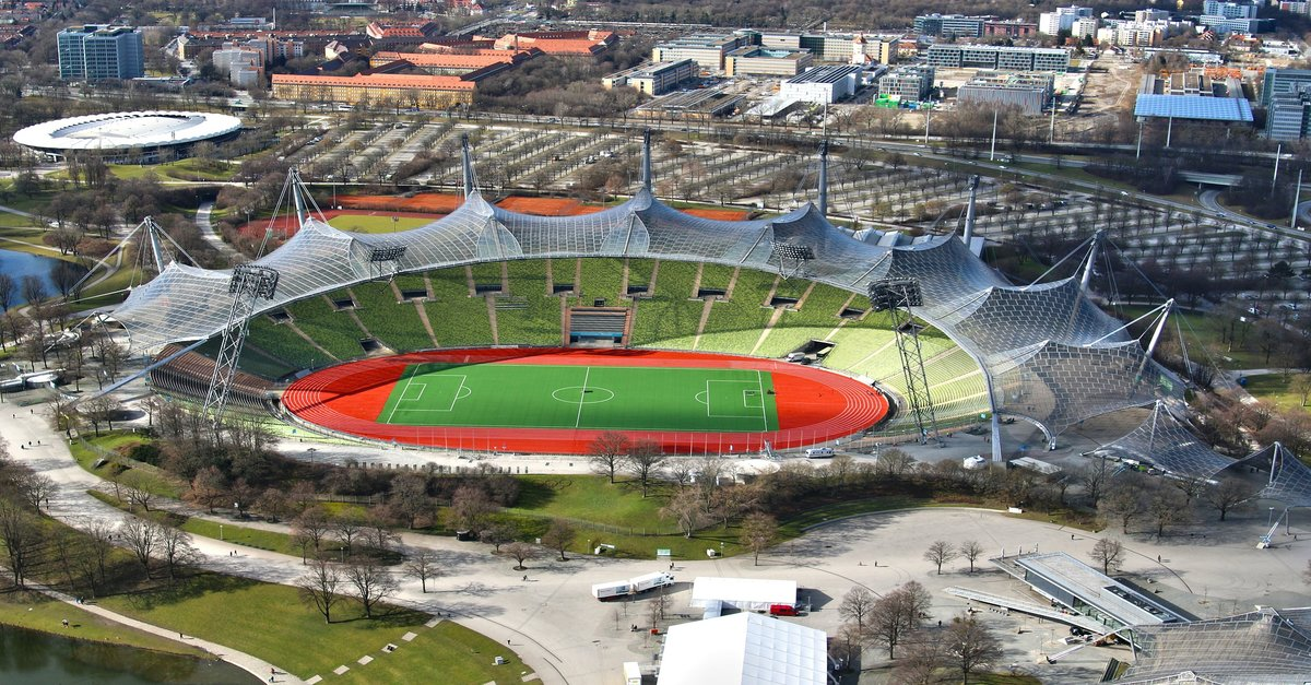 Legendäre Location: Das Olympiastadion wird 46
