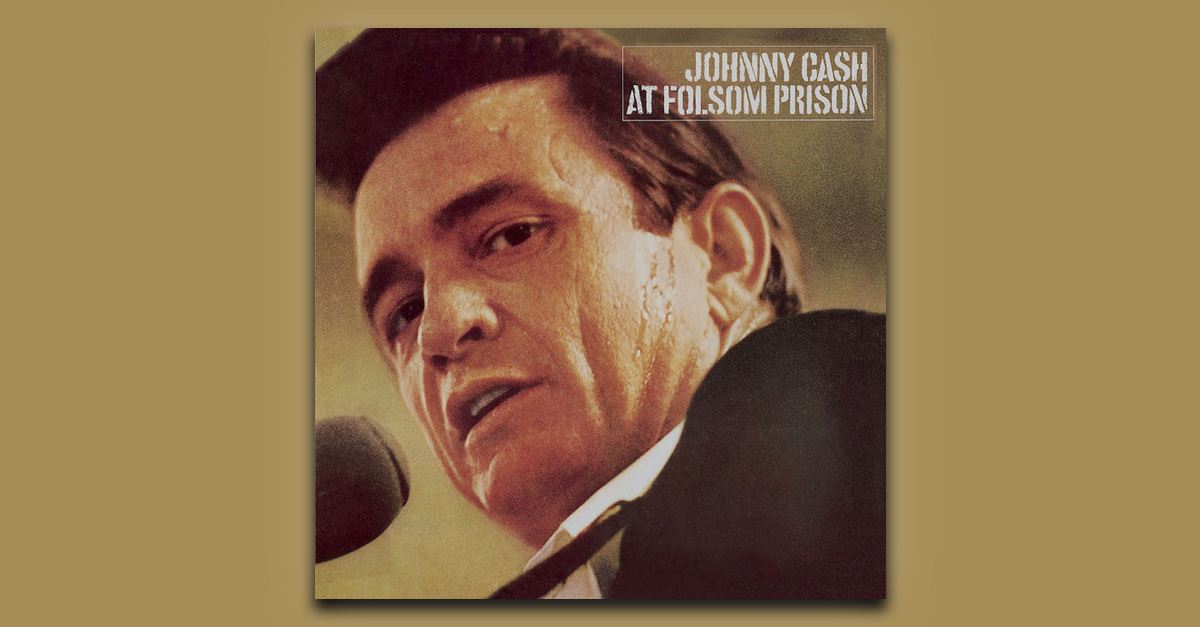 Johnny Cash: Als der Man in Black das Folsom Prison rockte