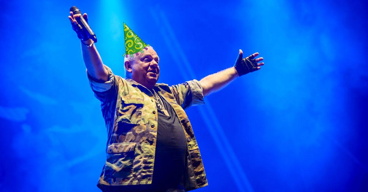 Udo Dirkschneider: 67 Jahre Heavy Metal!