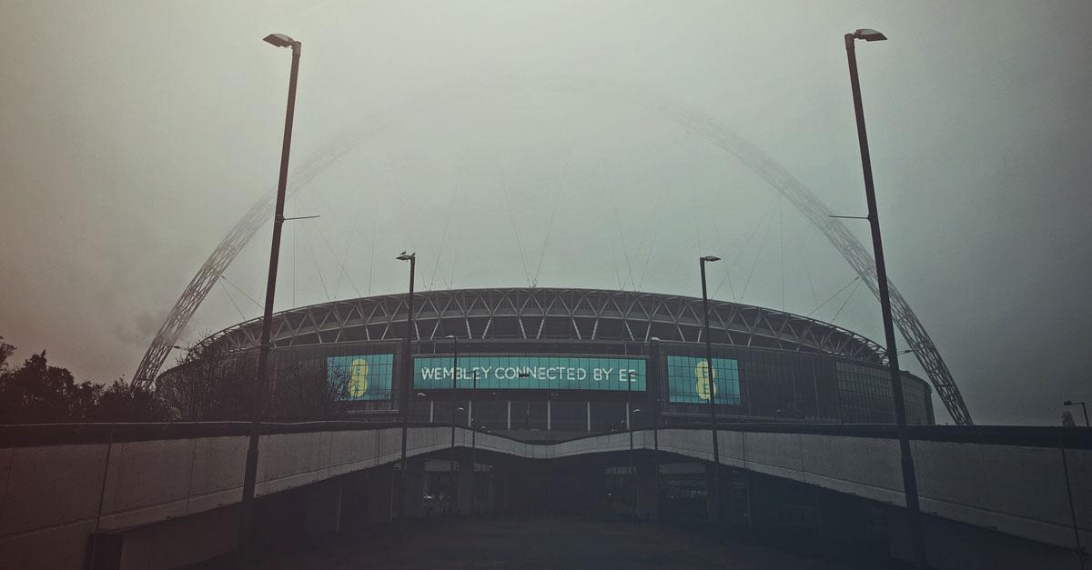 95 Jahre Wembley-Stadion: Die legendärsten Shows