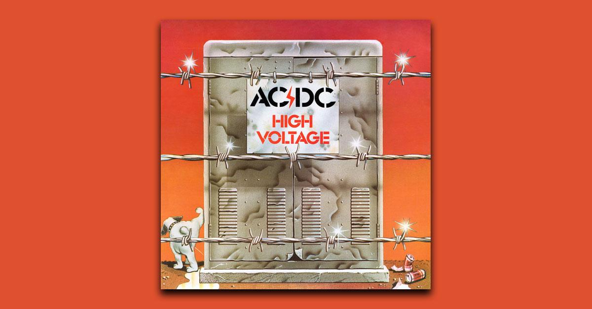 """""""High Voltage"""": Zehn Fakten rund um das Debüt von AC/DC"""