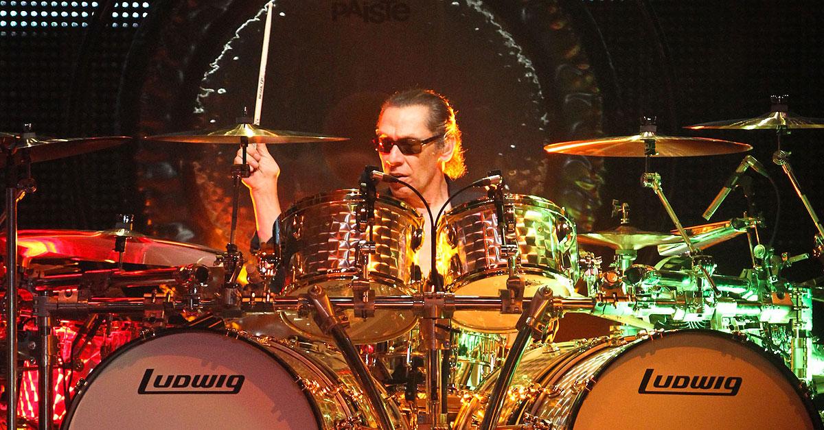 Alex Van Halen: Die Drummer-Legende wird 65