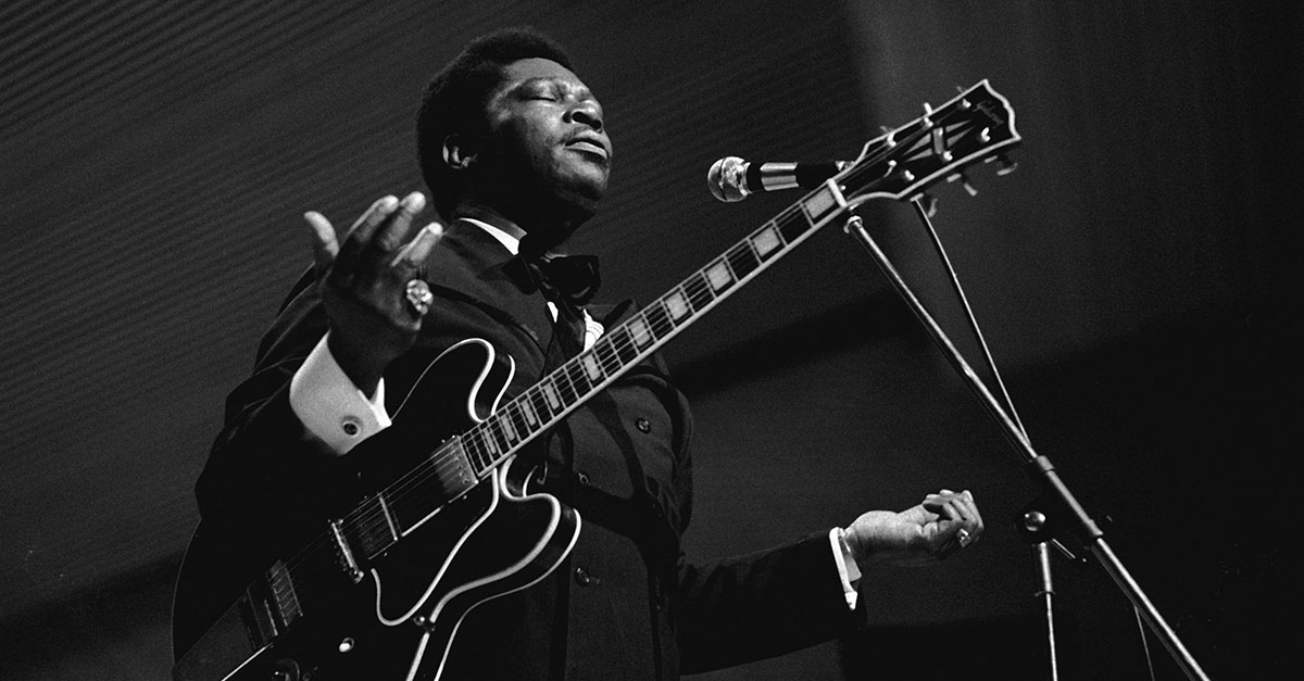 """Let the Good Times Roll"": 10 Fakten über B.B. King"
