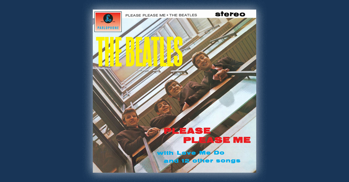 Beatlemania auf ROCK ANTENNE: 55 Jahre Please Please Me