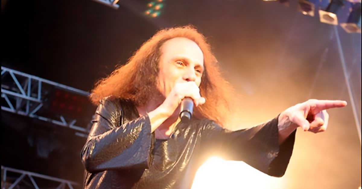 Ronnie James Dio: Sein Tod jährt sich zum achten Mal