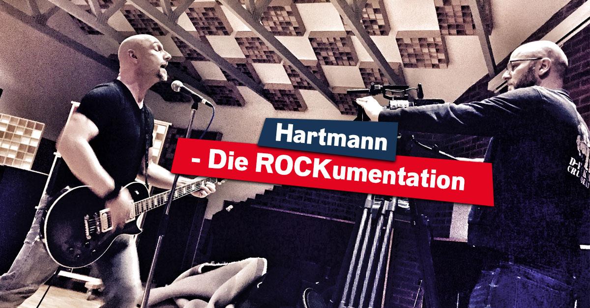 Die ROCKUMENTATION - Von der Idee zum fertigen Song