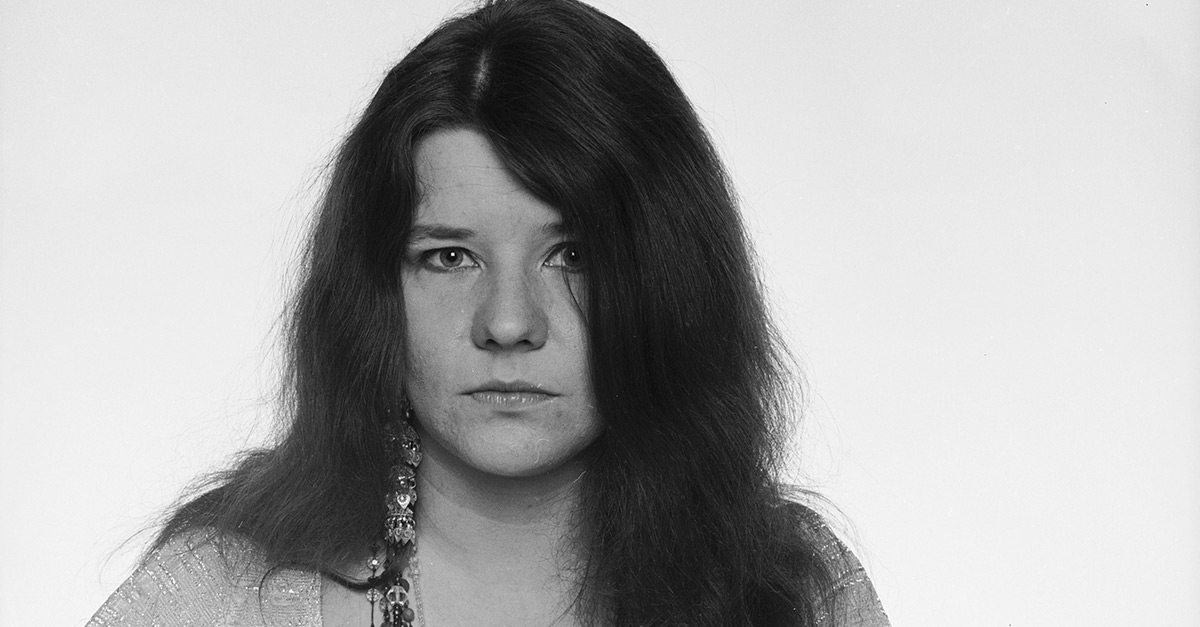 "Janis Joplin: Happy Birthday ""Little Girl Blue"""