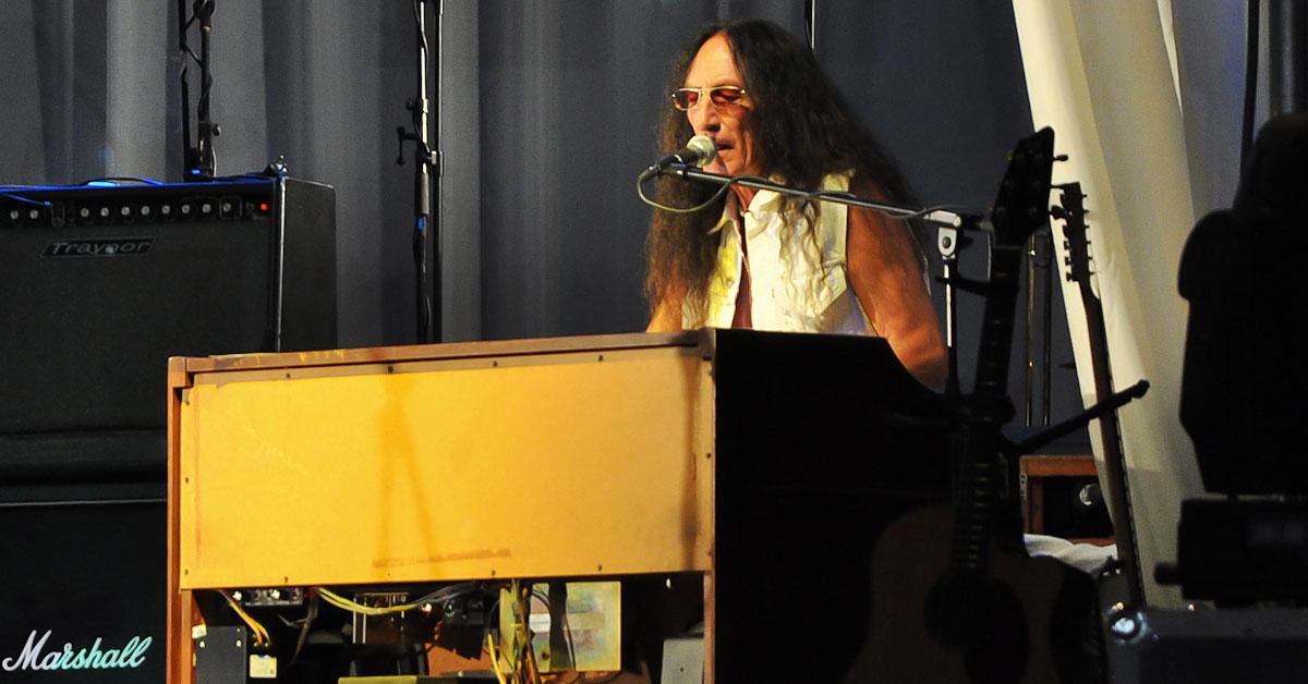 Ken Hensley: Das Genie am Keyboard von Uriah Heep wird 73