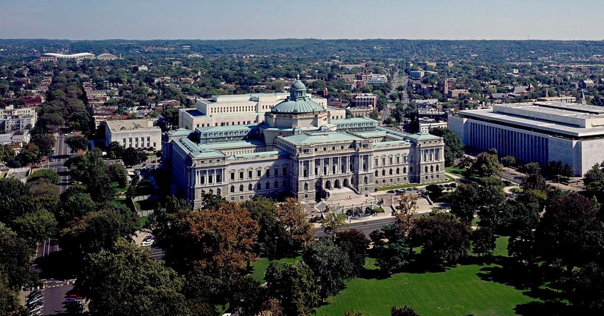 Library of Congress: Die rockigsten Bestände