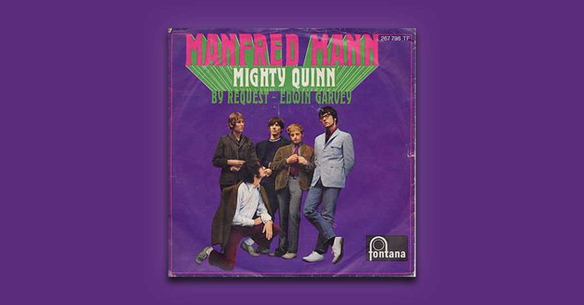 "Manfred Mann: 50 Jahre ""Mighty Quinn"""