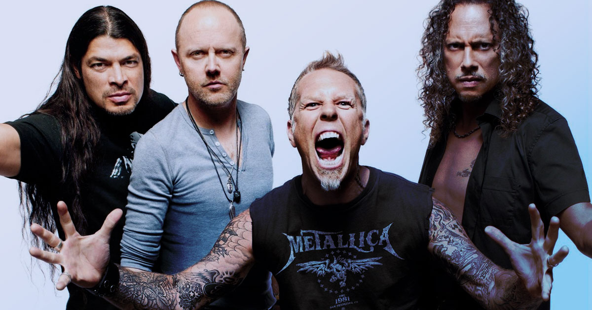 Metallica's Finest: Metallica-Tag auf ROCK ANTENNE!