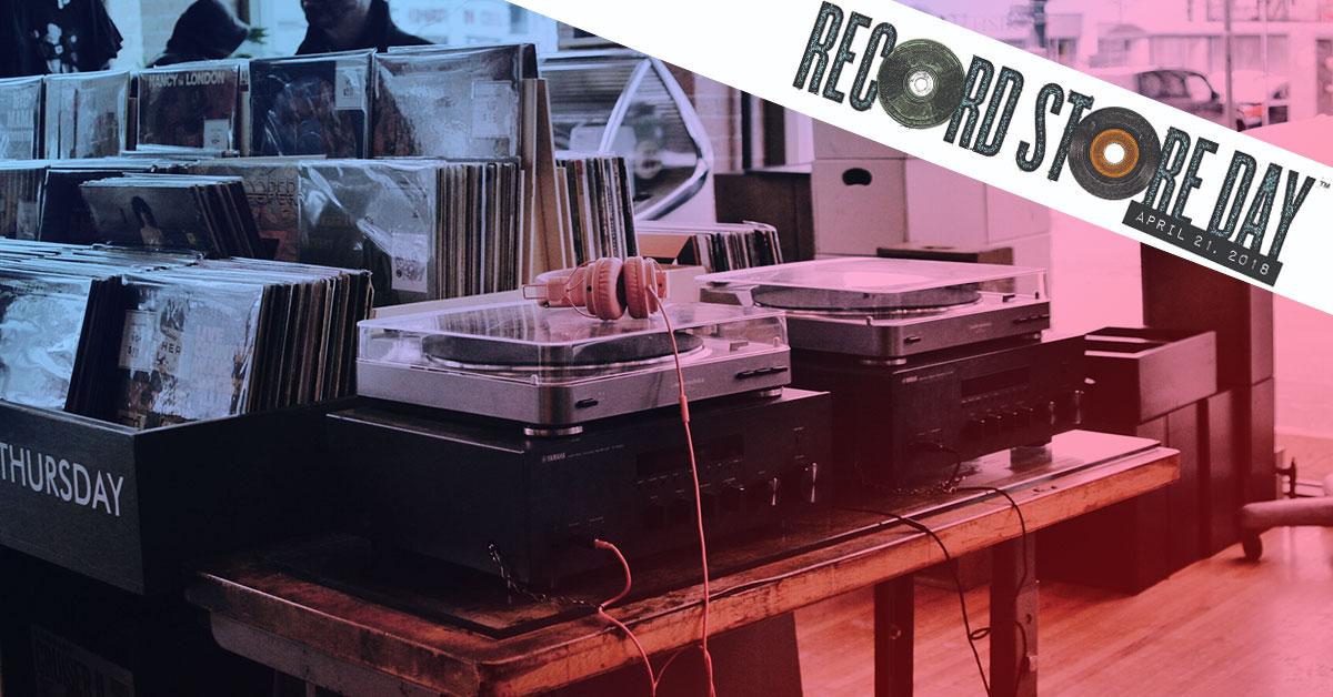 Record Store Day 2018: Die besten Platten und wo ihr sie bekommt