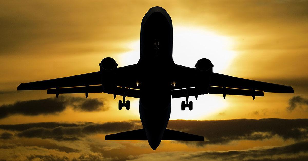 Fly Away... Not: Diese Rocker flogen aus dem Flugzeug