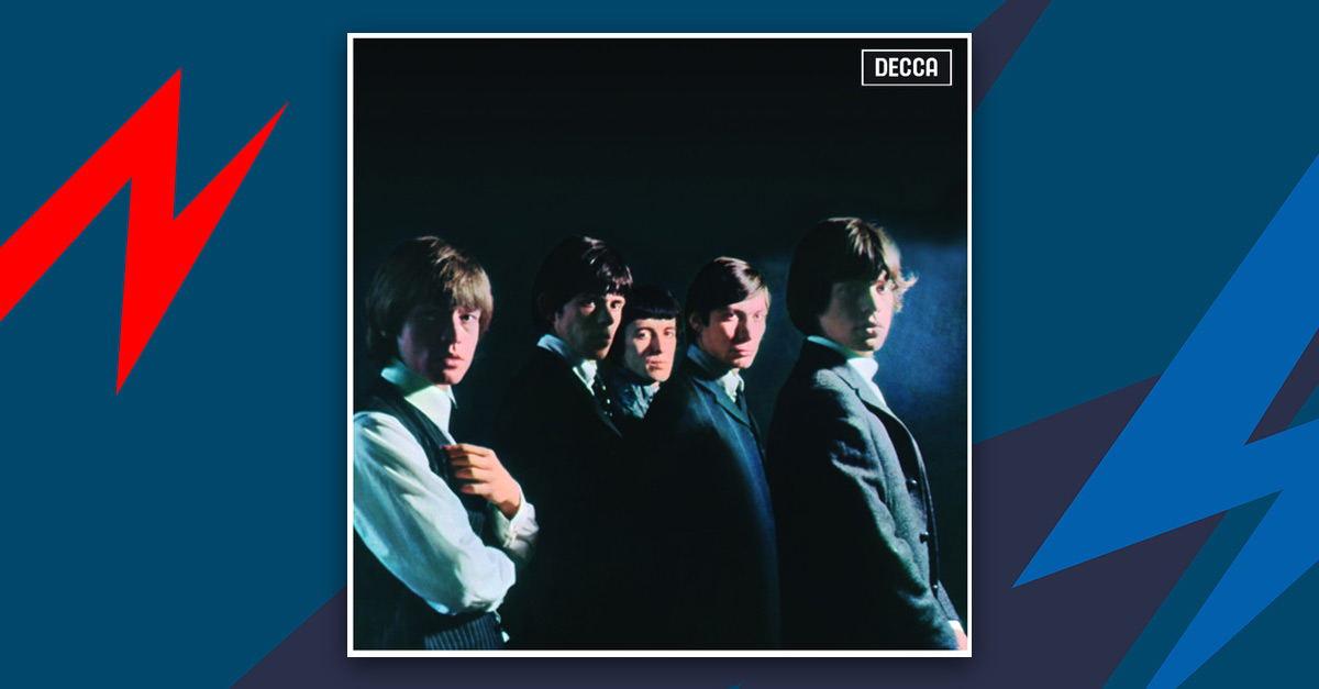 The Rolling Stones: Das erste Album von Mick, Keith & Co.