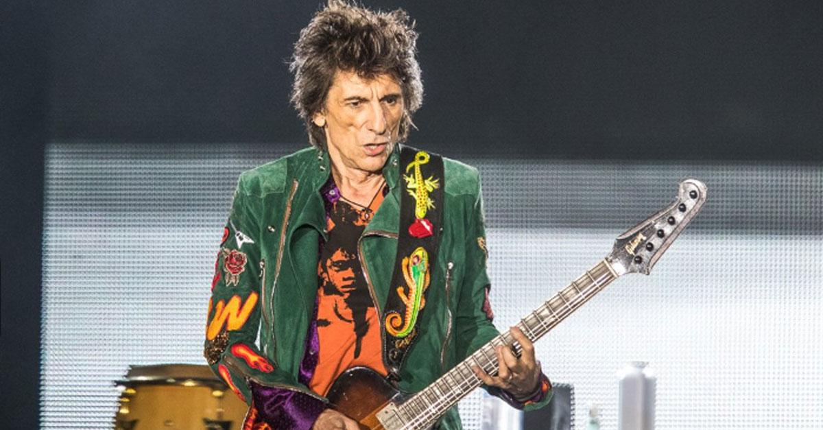 """Ronnie Wood: Der """"Schlichter"""" der Rolling Stones im Porträt"""