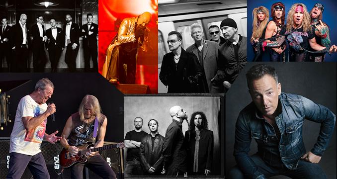 Deep Purple bis Rammstein: Diese Alben kommen (vielleicht) (hoffentlich) 2017!