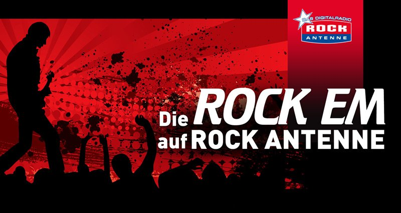 Die ROCK EM 2016: Wer holt sich den Titel des ROCK-Europameisters?