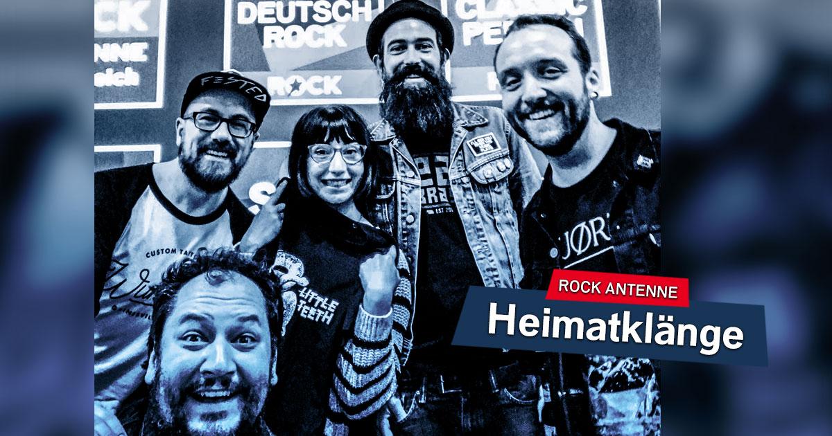 Little Teeth aus München - Das Heimatklänge Interview