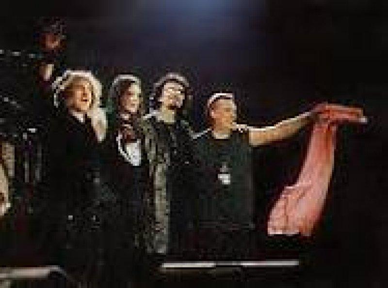 Black Sabbath Reunion Album nimmt Formen an