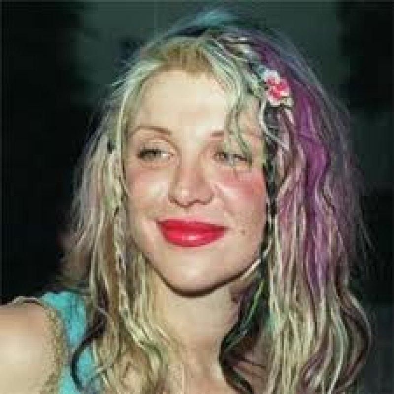 Courtney Love kann's doch noch