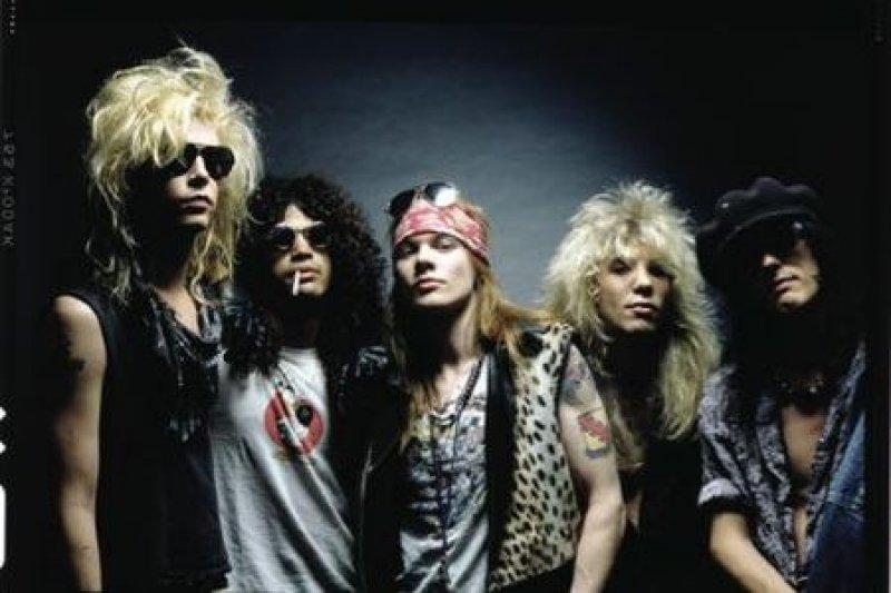 Guns n Roses in der Rock n Roll Hall of Fame