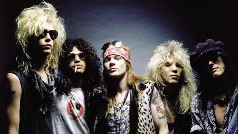 Guns N'Roses: Axl boykottiert