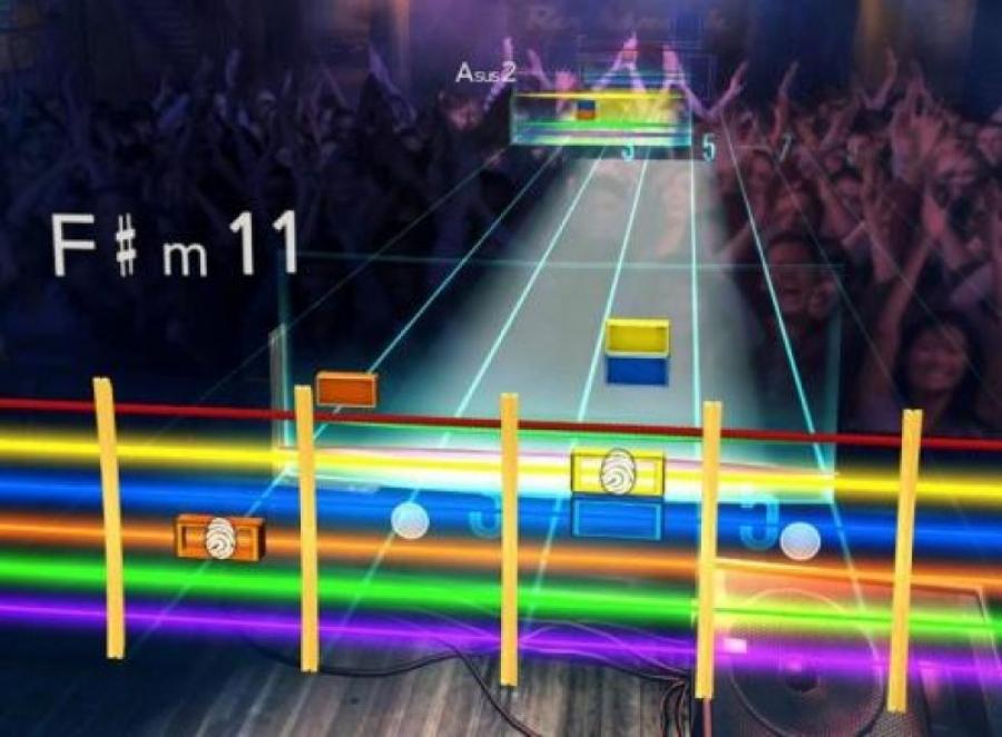 ROCK ANTENNE Spieletest: Ubisofts ROCKSMITH