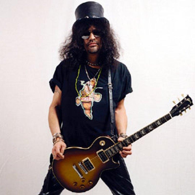 Slash heute live erleben!