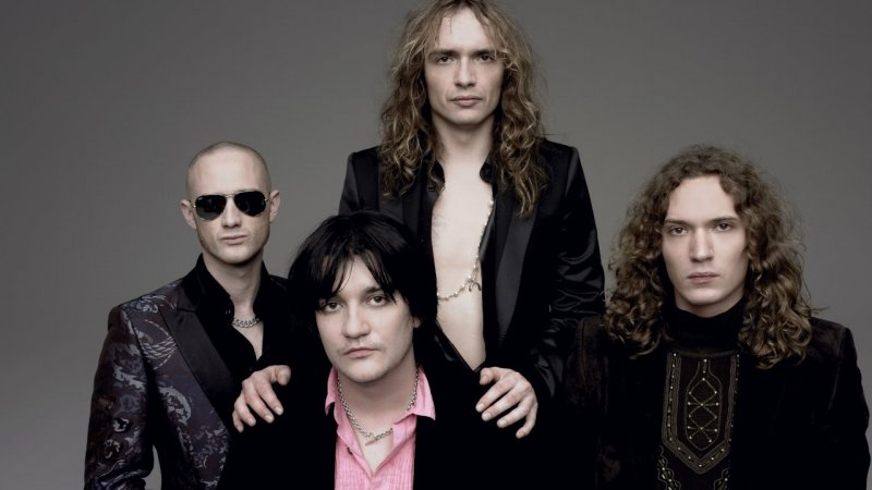 The Darkness: endlich neues Album