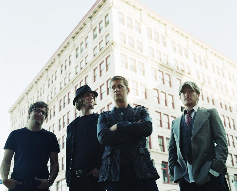 Welcome back Matchbox Twenty!