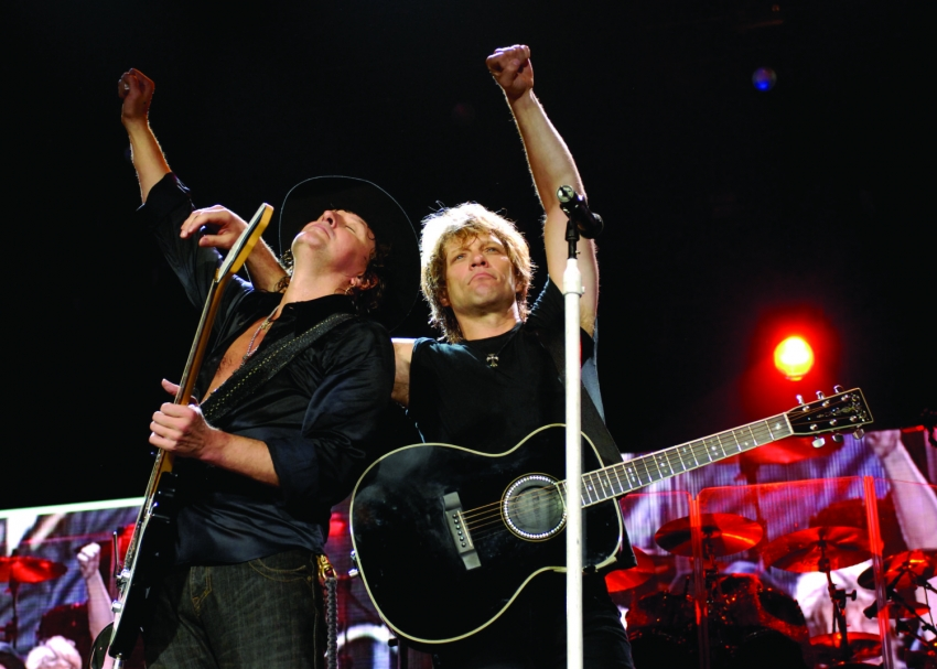 Bon Jovi: weiter Wirbel um Richie Sambora