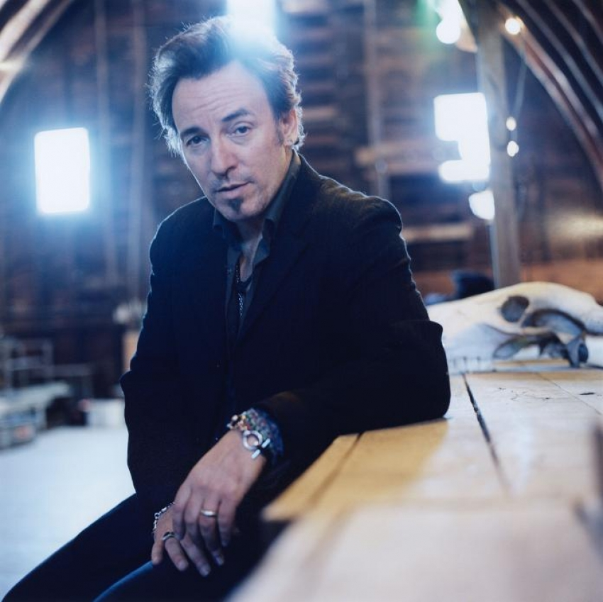 Bruce Springsteen plant neues Album