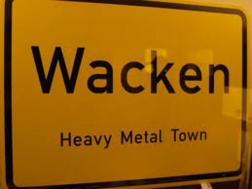 Bühne frei für Wacken 2013