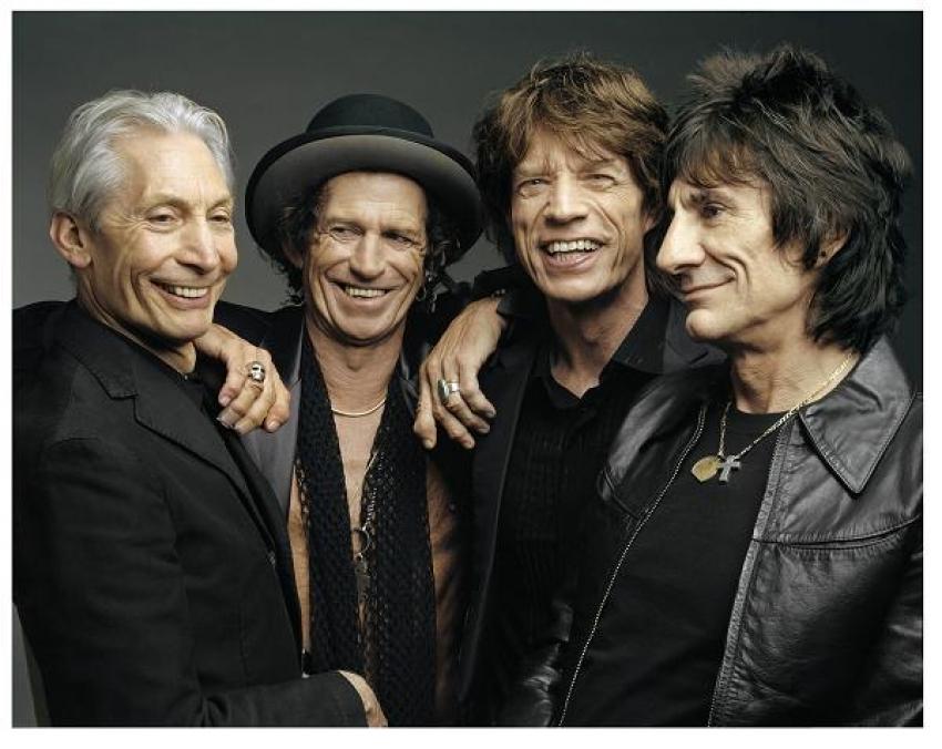 Die Rolling Stones spielten das erste Mal seit 44 Jahren wieder im Hyde Park